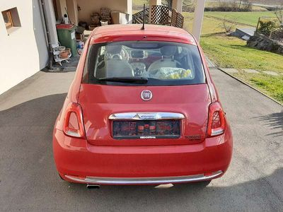 gebraucht Fiat 500 1.2 Benzin Klein-/ Kompaktwagen