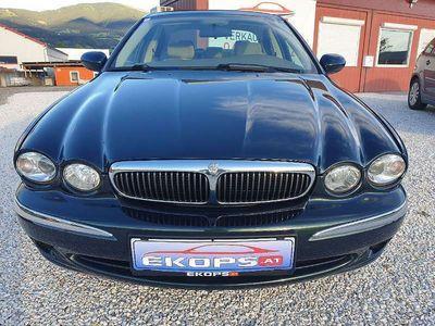 gebraucht Jaguar X-type 2,0 V6 Classic Limousine