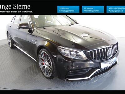 gebraucht Mercedes C63 AMG AMG S NEUPREIS:141.861€
