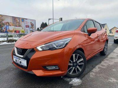 gebraucht Nissan Micra 1,5 dCi N-Connecta