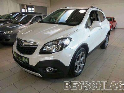 gebraucht Opel Mokka 1,4 Turbo Ecotec Cosmo Start/Stop System SUV / Geländewagen,