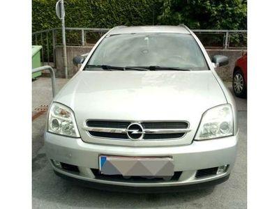 gebraucht Opel Vectra Caravan Cosmo 2,2 DTI 16V