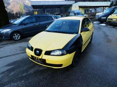 gebraucht Seat Ibiza Entry 1,9 SDI