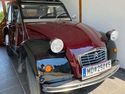 gebraucht Citroën 2CV Charlston Cabrio / Roadster
