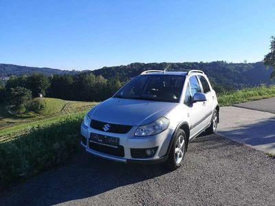 gebraucht Suzuki SX4 1,9 GL 4WD SUV / Geländewagen