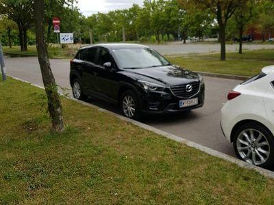 gebraucht Mazda CX-5 2,0i AWD Attraction Aut.