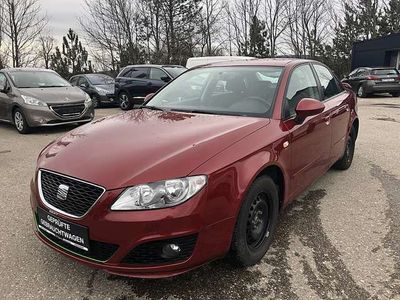 gebraucht Seat Exeo Reference 1,8 TSI Limousine