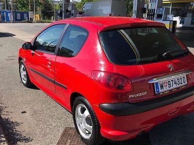 gebraucht Peugeot 206 1.4 hdi Klein-/ Kompaktwagen