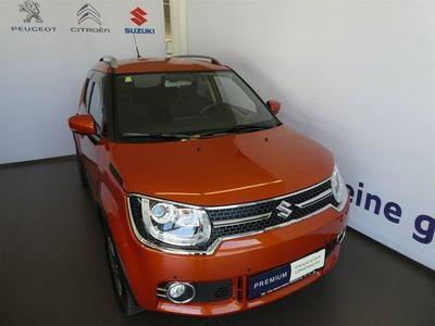 used Suzuki Ignis 1,2 DualJet Flash Aut. Limousine,
