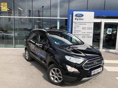 gebraucht Ford Ecosport 1,5 TDCi Titanium Titanium