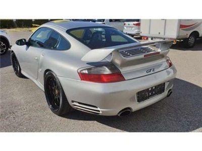 gebraucht Porsche 911 GT2 996 911 /ein ECHTER