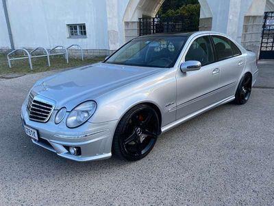 gebraucht Mercedes E500 Avantgarde