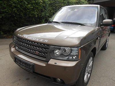 gebraucht Land Rover Range Rover 4,4 TDV8 Vogue DPF SUV / Geländewagen,