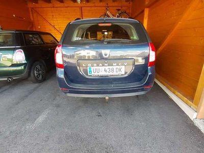 gebraucht Dacia Logan MCV Laurète Td 90Ps Kombi / Family Van