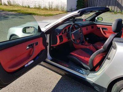 gebraucht Mercedes SLK230 SLK-KlasseKompressor Cabrio / Roadster,