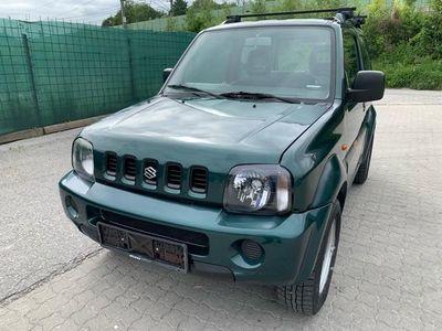 used Suzuki Jimny 1.3 VX