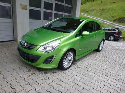 gebraucht Opel Corsa 1,3 CDTI Edition 30 Start/Stop DPF