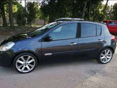 gebraucht Renault Clio 1.5 dTCi Limousine