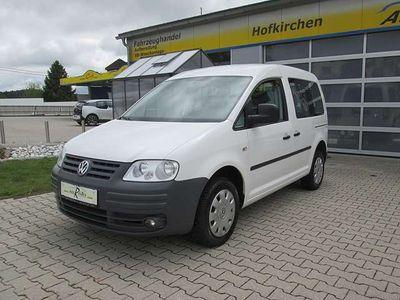 gebraucht VW Caddy Life 1,9 TDI D-PF 4MOTION AHV Klimatronik Kombi / Family Van