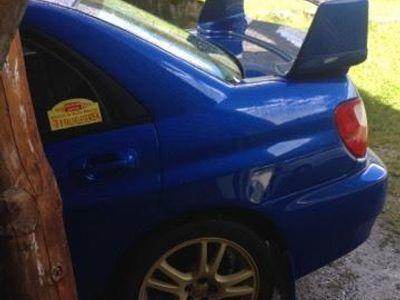 gebraucht Subaru Impreza WRX STi 2,0 Turbo 4WD Linkslenker