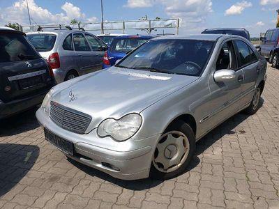 gebraucht Mercedes C200 C-KlasseClassic CDI * Pickerl bis 10/20 * Limousine