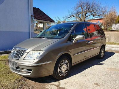 gebraucht Lancia Phedra 2,0 JTD 16V Platino DPF Kombi / Family Van