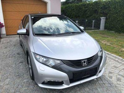 gebraucht Honda Civic 2,2i-CTDi Executive DPF