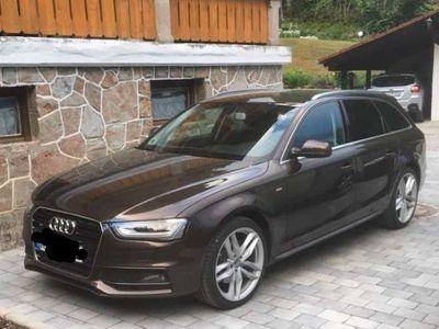 gebraucht Audi A4 A4Avant 2.0 TDI DPF Ambiente Kombi / Family Van