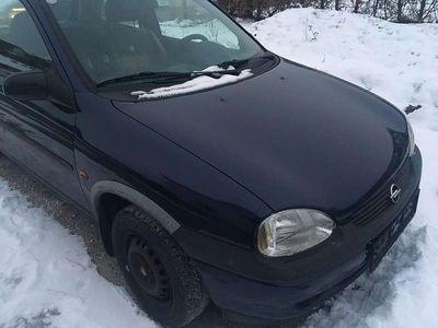 brugt Opel Corsa 1,0l Ecotec Klein-/ Kompaktwagen,