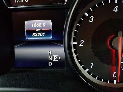 gebraucht Mercedes GLA200 SUV / Geländewagen