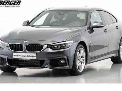 gebraucht BMW 420 Gran Coupé 4er-Reihe d xDrive Sportwagen / Coupé