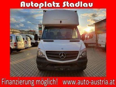 gebraucht Mercedes Sprinter 313 CDI 3,5t / 3.665 mm