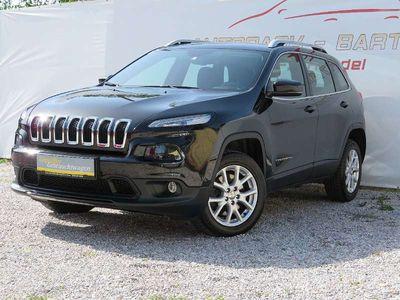 gebraucht Jeep Cherokee 2,0 MultiJet II AWD Longitude ** NAVI ** AH.VORRICHT.** SUV / Geländewagen,