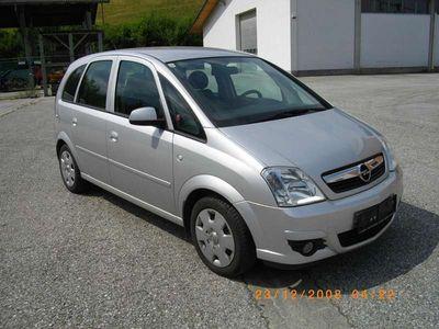 gebraucht Opel Meriva 1.6 Automatik Klein-/ Kompaktwagen