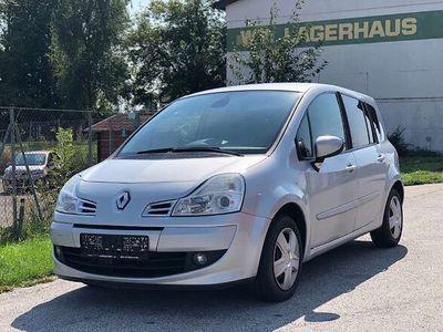 gebraucht Renault Grand Modus ModusException TCE 100 *TOP ZUSTAND* Kombi / Family Van