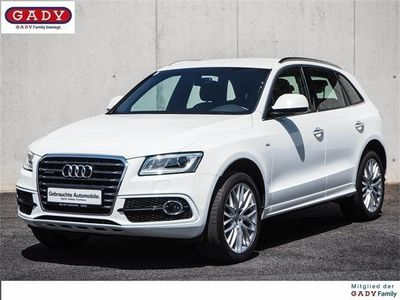 used Audi Q5 3,0 TDI quattro S-Line