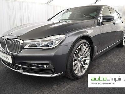 gebraucht BMW 740 7er-Reihe d xDrive ENTERTAINM./H&K/GSD/TV/DAB/D-ASSIST+ Limousine