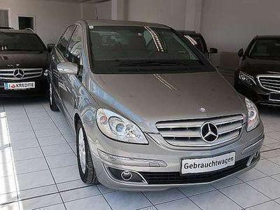 gebraucht Mercedes B200 B-KlasseCDI A-Edition Sport Aut. Klein-/ Kompaktwagen