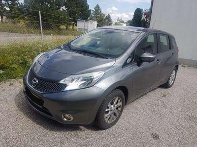 gebraucht Nissan Note Accenta Klein-/ Kompaktwagen