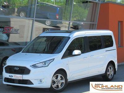 gebraucht Ford Tourneo Connect Grand Titanium 1,5 TDCi L2 Aut. Kombi / Family Van,