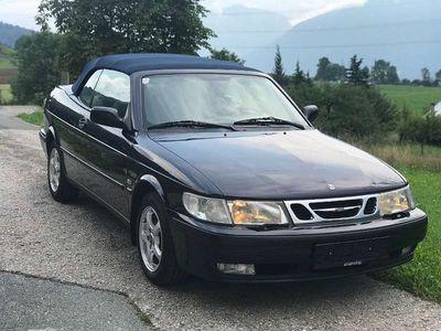 gebraucht Saab 9-3 Cabriolet Cabrio 2.0 Automatik !! 50.122 km !! / Roadster