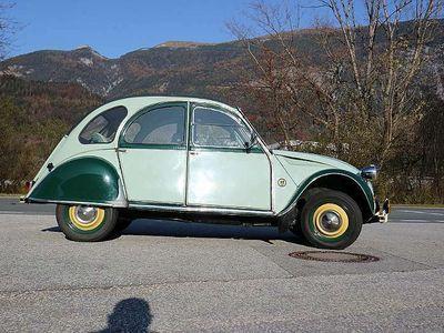 gebraucht Citroën 2CV 6 Ente Kombi / Family Van