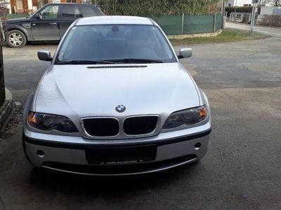 brugt BMW 320 3er-Reihe d Limousine,