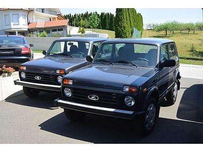 gebraucht Lada Taiga 4x4 1,7 Die Neuen Faben sind da SUV / Geländewagen