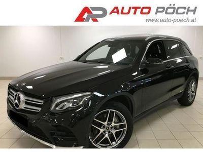 gebraucht Mercedes GLC220 d 4MATIC Aut. AMG-Line/Pano/Navi/LED/Ahk