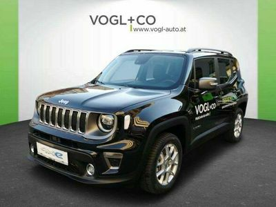 gebraucht Jeep Renegade LIMITED 1,3 PHEV 190PS AT 4XE HYBRID