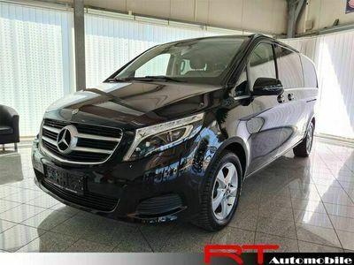 gebraucht Mercedes V250 Avantgarde Lang 8 Sitze