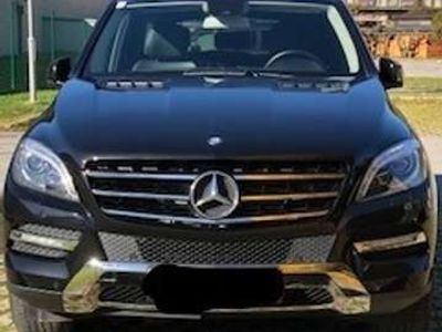 gebraucht Mercedes ML350 M-KlasseBlue TEC 4MAT Limousine