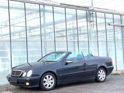 gebraucht Mercedes CLK230 Kompressor Cabrio Avantgarde ** Automatik **