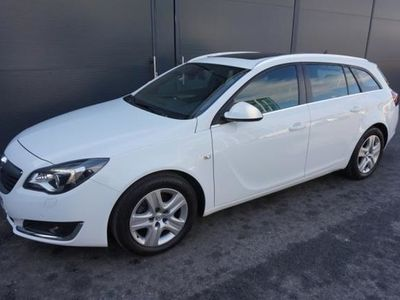 brugt Opel Insignia ST 1,6 CDTI ecoflex EDITION